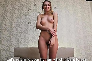 Sexy Casting Of A Russian Teen Buhalo Drtuber